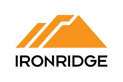 IronRidge solar components